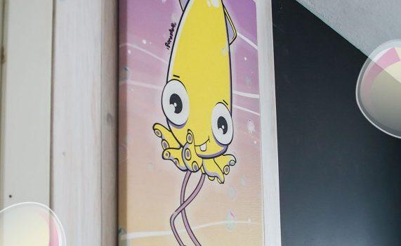 quadro-per-cameretta-calamaro